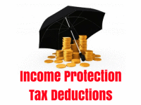 Income Protection Insurance Tax Deductions