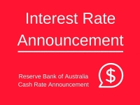 Cash Rate Remains Unchanged