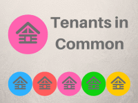 5 Investment Property Ownership Structures – Tenants in Common