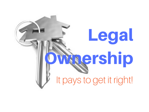 Asset Ownership - it pays to get it right!