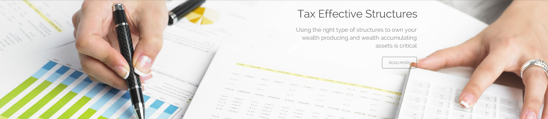 Tax Effective Structures